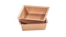 MAP Duo-Trays, MAP-Siegelschalen, Karton, Kunststoff