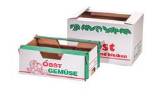 Kartonsteigen, Transportkartons, Transportsteigen, Meier Verpackungen