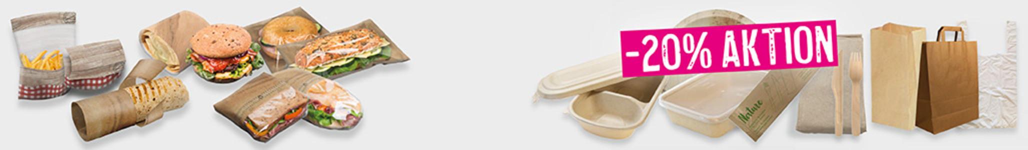 Nachhaltige To-go-Verpackungen Fairpac