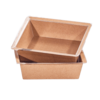 MAP Duo-Trays, MAP-Siegelschalen, MAP Karton-Trays, Kartonschalen, Kartontrays