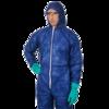 PP-Overalls, Schutzbekleidung, Körperschutz, Schürzen, Besuchermäntel, Besucherkittel, Overalls, Persönliche Schutzausrüstung, PSA