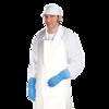 Vinyl-Schürzen, Schutzbekleidung, Körperschutz, Schürzen, Besuchermäntel, Besucherkittel, Overalls, Persönliche Schutzausrüstung, PSA, Meier Verpackungen