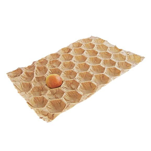 Obsteinlagen aus Papier, Obsteinlagen, Papier-Obsteinlagen, Nespak, Meier Verpackungen