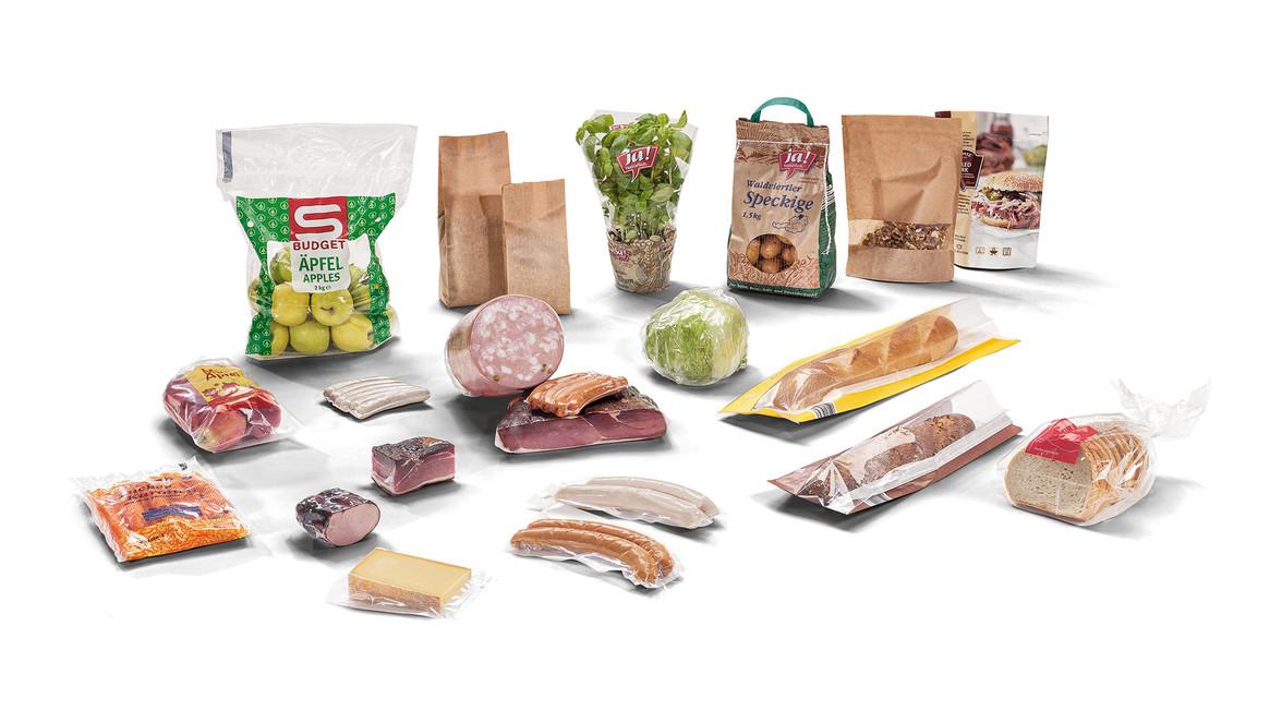 Lebensmittelverpackungen nach Maß  Meier Verpackungen