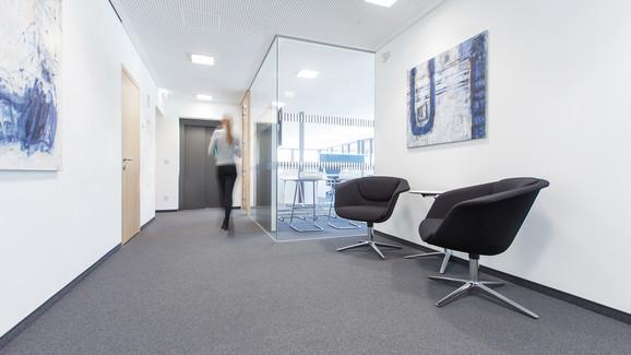 Firmenzentrale Hohenems Büroräumlichkeiten